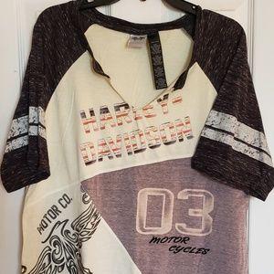 Casual Harley Davidson Tshirt